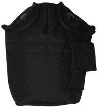 canteen cover black