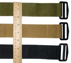 BDU belt Pistol Belts