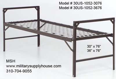 Us Army Surplus Single Beds