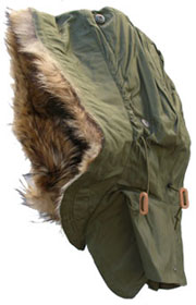 Wolf Fur Coat >> Genuine Alpha M65 Field Coat or a Replica