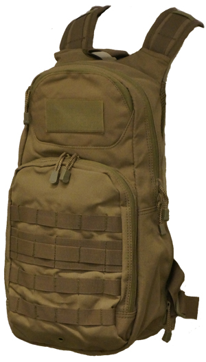 Military Supply House Hydration Packs Canteen