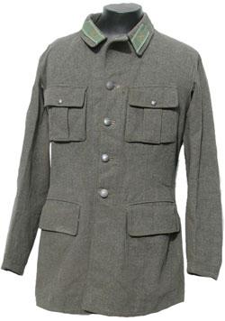 Military Supply House - Swedish Militray Wool Backpocket Jacket