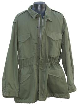 8e39f6b1009c7 Military Supply House - M-65 Field Jacket - Vintage Steel Zipper Olive Drab Field  Jackets - 5.11 Jackets - 5.11 Parkas