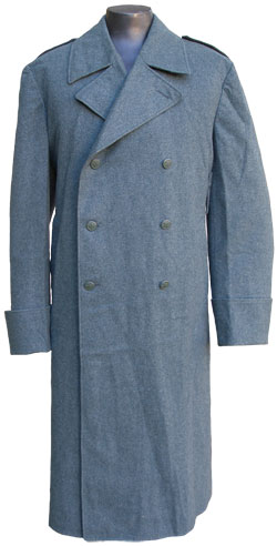 Military Supply House - Military Wool Overcoats - Swiss Military ...