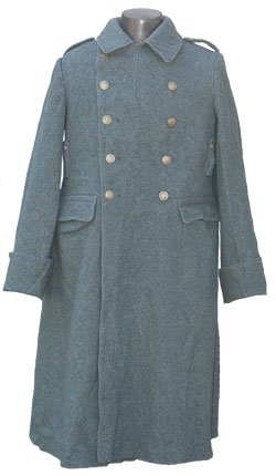 Military Supply House - Military Wool Overcoats - Swiss Military