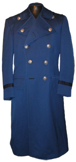 air force overcoat