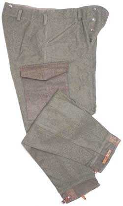Military Supply House - Swedish Wool Pants - Military Combat Pants 4d70b88ff423