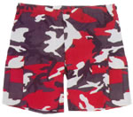 Military Supply House - BDU Shorts Woodland 3 Color Desert 6 Color ...