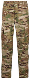 multicam pant slant pocket