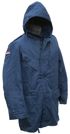 Dutch Snorkel Parka