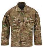 multicam shirt slant pocket