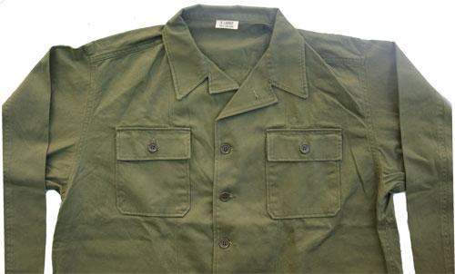 327505f1 Military Supply House - Vietnam Jungle Fatigues - Vietnam Slant ...