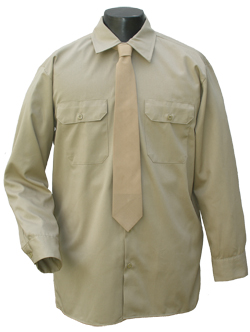 Military Supply House Ww2 Korean War Khaki Shirts